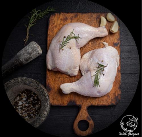 Vendredi 15, Samedi 16, Dimanche 17 octobre : Offre sur les cuisses de poulet !